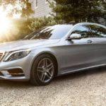 ncc Como Driver Services noleggio Mercedes Classe S