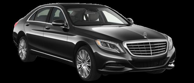 hire Como Driver Services: Mercedes S-Class Car Rental in Como