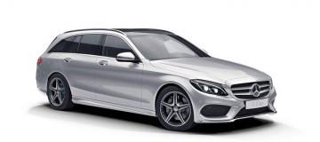 hire como driver services: mercedes station wagon car rental