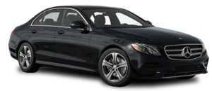 hire como driver services: mercedes sedan e-class car rental